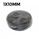 CABLE FLEXIBLE 750V 1X10MM CU NEGRO (100g/mt)
